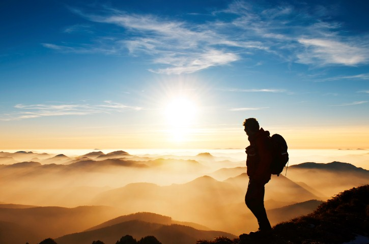 Man on peak - Tracking the Highest Potential