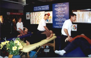 Kinesiology at the Mind Body Spirit Festival