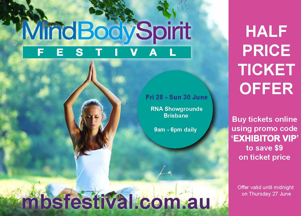 Create Your Reality at the Mind Body Spirit Festival